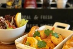 Mango - Chili Shrimps